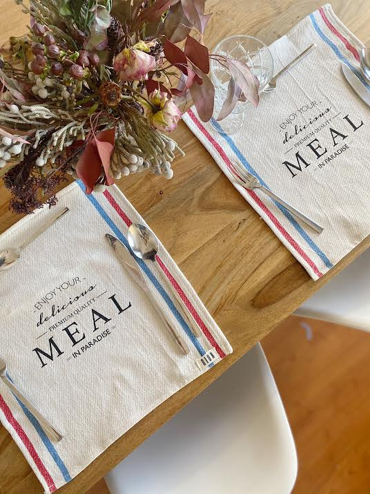 MANTEL INDIVIDUAL MEAL (PACK DE 2)