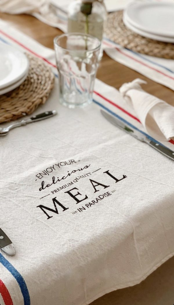 MANTEL INDIVIDUAL MEAL DOBLE