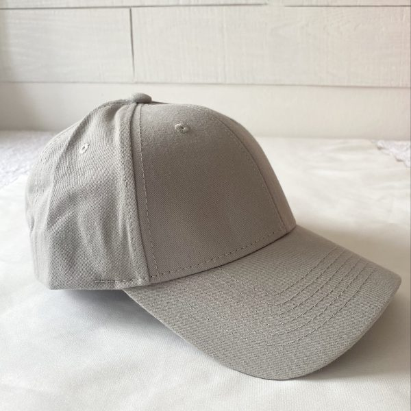 GORRA MANHATTAN COLOR GRIS